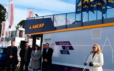 Autoridades presentan Estación de Cercanía en Expo Prado