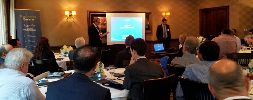 ANCAP present at Spectrum's 2017 US Explorer's Seminar